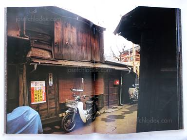 Sample page 15 for book  Yutaka Takanashi – Machi – Town