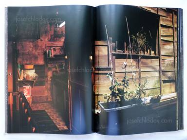 Sample page 16 for book  Yutaka Takanashi – Machi – Town