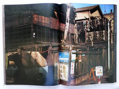 Sample page 17 for book  Yutaka Takanashi – Machi – Town