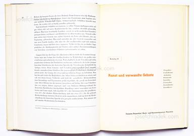 Sample page 2 for book  Jan Tschichold – Typographische Gestaltung