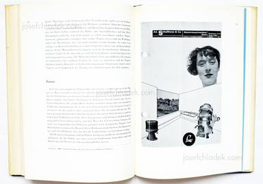 Sample page 4 for book  Jan Tschichold – Typographische Gestaltung