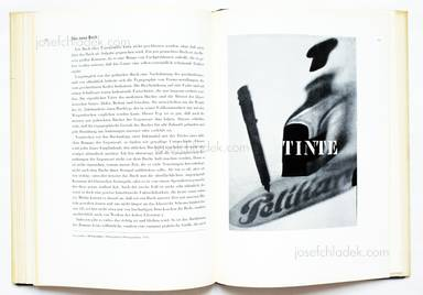 Sample page 10 for book  Jan Tschichold – Typographische Gestaltung