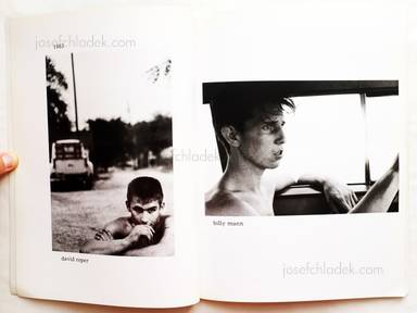 Sample page 1 for book  Larry Clark – Tulsa