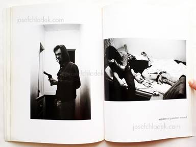 Sample page 8 for book  Larry Clark – Tulsa