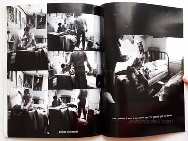 Sample page 11 for book  Larry Clark – Tulsa