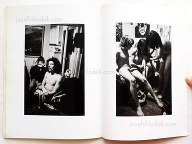 Sample page 12 for book  Larry Clark – Tulsa