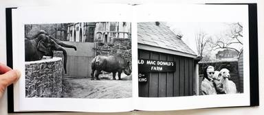 Sample page 5 for book  Winogrand Garry – The Animals