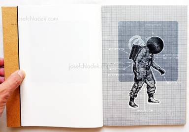Sample page 3 for book  Cristina de Middel – Afronauts