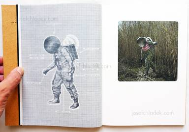 Sample page 4 for book  Cristina de Middel – Afronauts