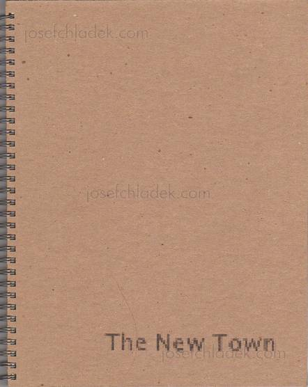 Andrew Hammerand - The New Town Vol.1 (Back)